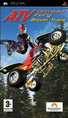 ATV Offroad Fury: Blazin' Trails PAL PSP Prices