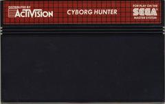 Cyborg Hunter - Cartridge | Cyborg Hunter Sega Master System