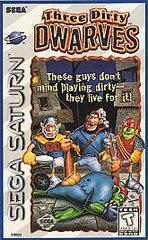 Three Dirty Dwarves Sega Saturn Prices