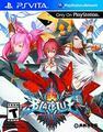 BlazBlue: Chrono Phantasma | Playstation Vita