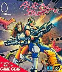 Alien Syndrome JP Sega Game Gear Prices