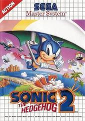 Sonic the Hedgehog 2 PAL Sega Master System Prices
