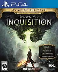 Dragon Age: Inquisition [Game of the Year] Playstation 4 Prices
