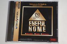 Eyeful Home JP Sega Saturn Prices