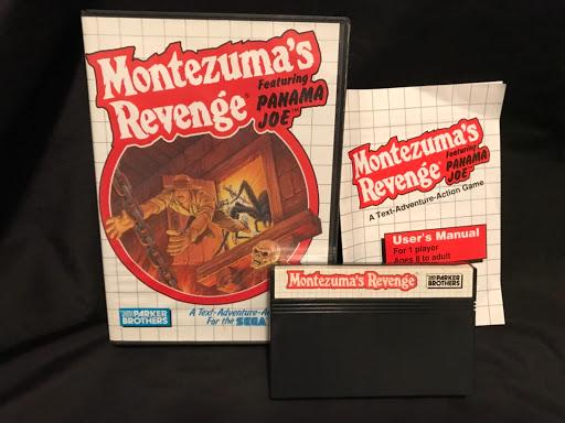 Montezuma's Revenge photo