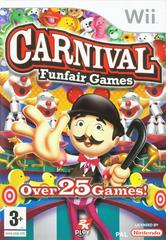 Carnival Funfair Games PAL Wii Prices