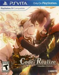 Code: Realize Guardian of Rebirth Playstation Vita Prices