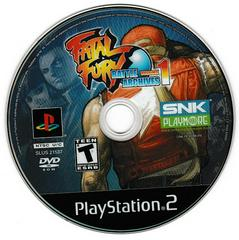 Game Disc | Fatal Fury Battle Archives Volume 1 Playstation 2