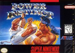 Power Instinct Super Nintendo Prices