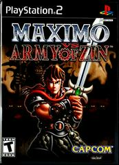 Maximo vs Army of Zin Playstation 2 Prices