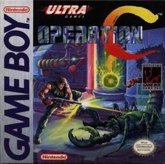 Operation C GameBoy Prices