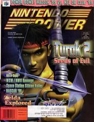 [Volume 113] Turok 2 Nintendo Power Prices