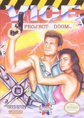 Vice Project Doom NES Prices