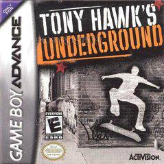 Tony Hawk Underground GameBoy Advance Prices