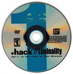 DVD | .hack Infection Playstation 2