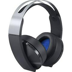 Sony Platinum Wireless Headset Playstation 4 Prices