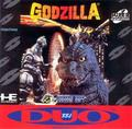 Godzilla | TurboGrafx CD