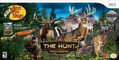 Bass Pro Shops The Hunt Trophy Showdown [Gun Bundle] Wii Prices