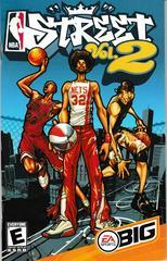 Manual - Front | NBA Street Vol 2 Playstation 2