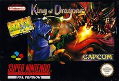 King of Dragons PAL Super Nintendo Prices