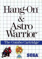 Hang-On and Astro Warrior Sega Master System Prices