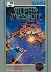 Alpha Mission [5 Screw] NES Prices