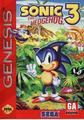 Sonic the Hedgehog 3 | Sega Genesis