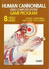 Human Cannonball Atari 2600 Prices