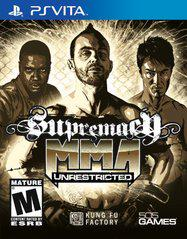 Supremacy MMA Playstation Vita Prices