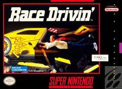 Race Drivin Cover Art