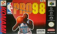 NBA Pro 98 PAL Nintendo 64 Prices