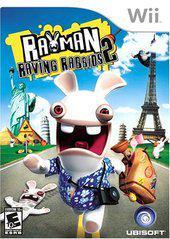 Rayman Raving Rabbids 2 Wii Prices