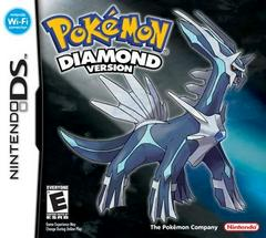 Case - Front | Pokemon Diamond Nintendo DS