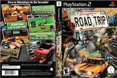Artwork - Back, Front | Road Trip Playstation 2