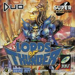 Lords of Thunder [Super CD] TurboGrafx-16 Prices