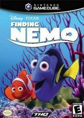 Case - Front | Finding Nemo Gamecube