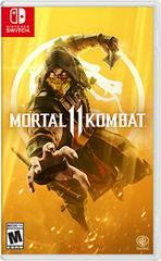 Mortal Kombat 11 Nintendo Switch Prices