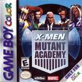 X-Men Mutant Academy | PAL GameBoy Color