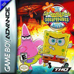SpongeBob SquarePants The Movie GameBoy Advance Prices