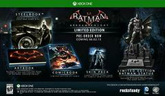 Batman: Arkham Knight Limited Edition Xbox One Prices