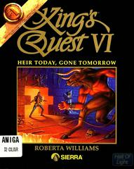 King's Quest VI: Heir Today Gone Tomorrow Amiga Prices