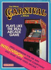 Carnival Intellivision Prices