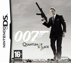 007 Quantum of Solace PAL Nintendo DS Prices
