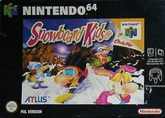 Snowboard Kids PAL Nintendo 64 Prices