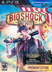 Bioshock Infinite [Premium Edition] Playstation 3 Prices