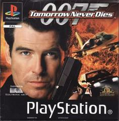 007 Tomorrow Never Dies PAL Playstation Prices