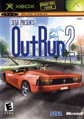 OutRun 2 Cover Art