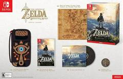 Zelda Breath of the Wild Special Edition Nintendo Switch Prices