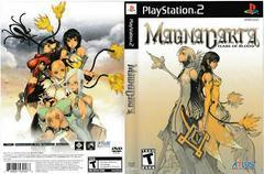 Artwork - Back, Front (Side 2) | Magna Carta Tears of Blood Playstation 2
