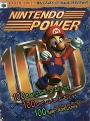 [Volume 100] 100 Best Games Issue Nintendo Power Prices